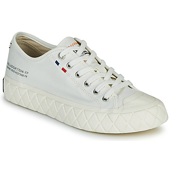Shoes Low top trainers Palladium PALLA ACE CVS White