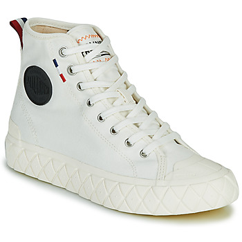 Shoes High top trainers Palladium PALLA ACE CVS MID White