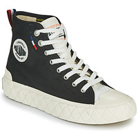 Shoes High top trainers Palladium PALLA ACE CVS MID Black / White