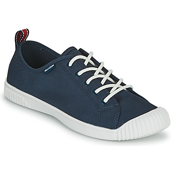 Shoes Women Low top trainers Palladium EASY LACE Marine