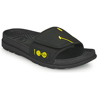 Shoes Sliders Palladium SOLEA-SMILEY BE KIND Black