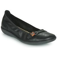 Shoes Women Ballerinas TBS MALINE Black