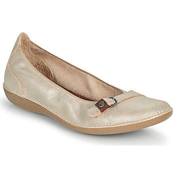 Shoes Women Ballerinas TBS MALINE Beige