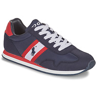 Shoes Boy Low top trainers Polo Ralph Lauren KELLAND Marine