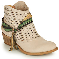 Shoes Women Mid boots Felmini DRESA Beige