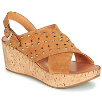 Shoes Women Sandals Felmini MONACO Brown