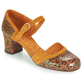 Shoes Women Court shoes Chie Mihara TROMPETA Brown