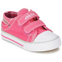 Shoes Girl Low top trainers Chicco CIAO Pink