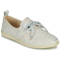 Shoes Women Low top trainers Armistice STONE ONE W Silver