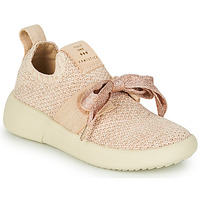 Shoes Girl Low top trainers Armistice VOLT ONE K Yellow