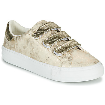 Shoes Women Low top trainers No Name ARCADE STRAPS Gold