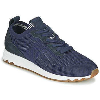Shoes Men Low top trainers Schmoove KITE RUNNER Blue