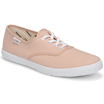 Shoes Women Low top trainers Victoria INGLESA Pink