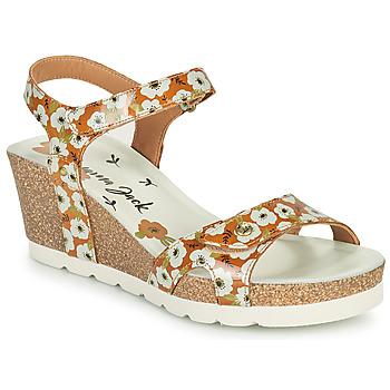 Shoes Women Sandals Panama Jack JULIA GARDEN Yellow