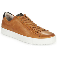 Shoes Men Low top trainers Blackstone SG30 Brown