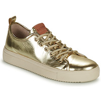 Shoes Women Low top trainers Blackstone PL97 Gold