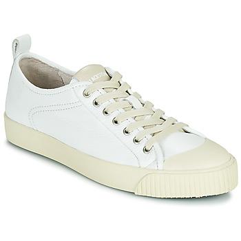 Shoes Women Low top trainers Blackstone VL61 White