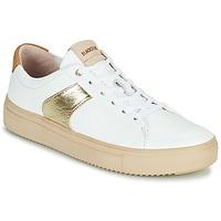 Shoes Women Low top trainers Blackstone VL57 White