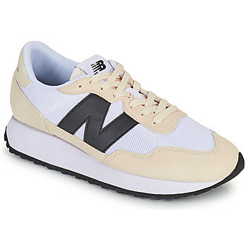Shoes Men Low top trainers New Balance 237 White / Black
