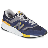 Shoes Men Low top trainers New Balance 997 Blue / Yellow