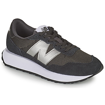 Shoes Women Low top trainers New Balance 237 Black / White