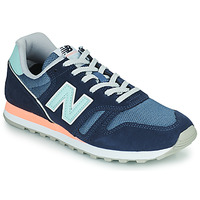 Shoes Women Low top trainers New Balance 373 Blue