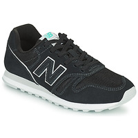 Shoes Women Low top trainers New Balance 373 Black