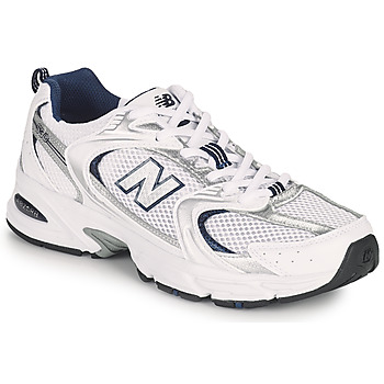 Shoes Low top trainers New Balance 530 White / Silver