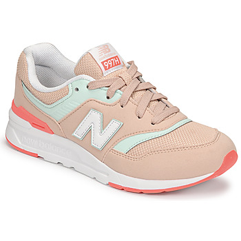 Shoes Girl Low top trainers New Balance 997 Pink
