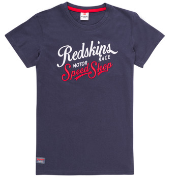 material Boy short-sleeved t-shirts Redskins TS3030-NAVY Marine