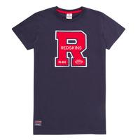 material Boy short-sleeved t-shirts Redskins TSMC180161-NAVY Marine