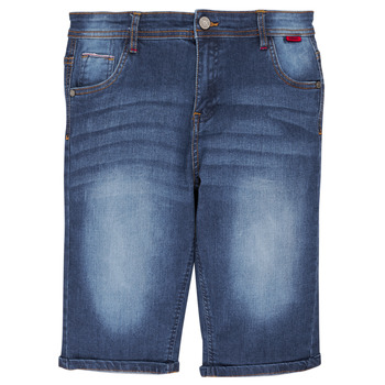 material Boy Shorts / Bermudas Redskins 180154-DENIM Blue