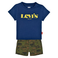 material Boy Sets & Outfits Levi's 6EC678-U29 Multicolour