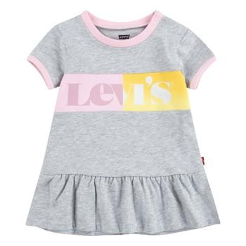 material Girl Short Dresses Levi's 1EC694-G2H Grey