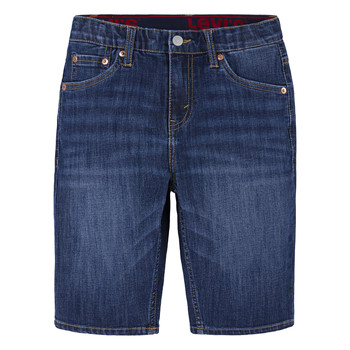 material Boy Shorts / Bermudas Levi's PERFORMANCE SHORT Blue