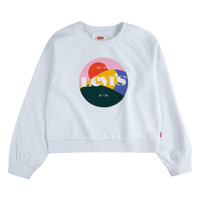 material Girl sweaters Levi's 4ED410-001 White