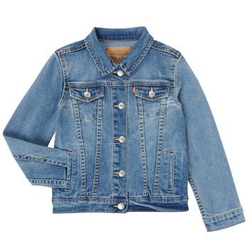 material Girl Denim jackets Levi's 4E4388-M0K Blue