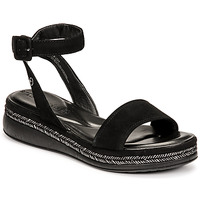 Shoes Women Sandals Tamaris YARA Black