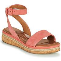 Shoes Women Sandals Tamaris YARA Pink