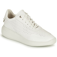 Shoes Women Low top trainers Geox D RUBIDIA C White