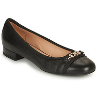Shoes Women Ballerinas Geox D WISTREY D Black