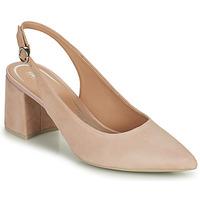 Shoes Women Court shoes Geox D BIGLIANA A Beige
