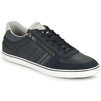 Shoes Men Low top trainers Geox U ELVER A Marine