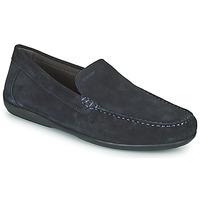 Shoes Men Loafers Geox U ASCANIO A Marine