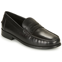 Shoes Men Loafers Geox U NEW DAMON B Black