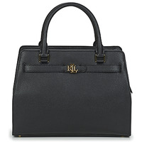 Bags Women Handbags Lauren Ralph Lauren FENWICK 32 SATCHEL Black