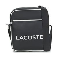 Bags Men Pouches / Clutches Lacoste ULTIMUM Black