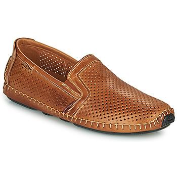 Shoes Men Loafers Pikolinos JEREZ 09Z Brown