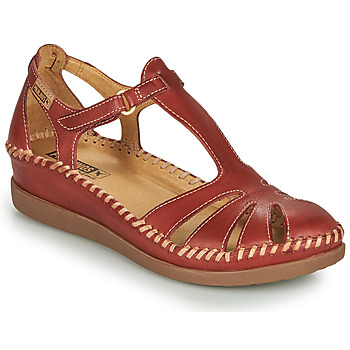 Shoes Women Sandals Pikolinos CADAQUES W8K Red