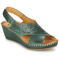 Shoes Women Sandals Pikolinos MARGARITA 943 Blue